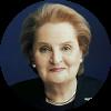 Madeleine Albright. kolecko